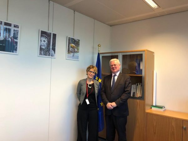 Meeting with Dr Agnès Callamard, UN Special Rapporteur for Extrajudicial, Summary or Arbitrary Executions