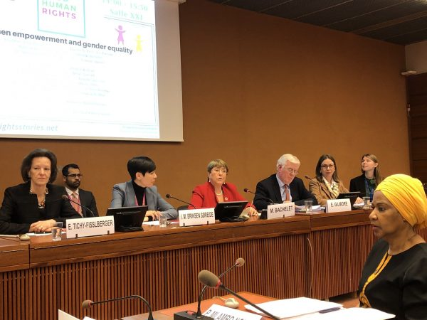Good Human Rights Stories Inistiative at HRC 43